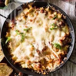 Trempette chaude au poulet parmesan @ qc.allrecipes.ca