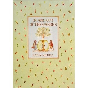 In and Out of the Garden..Sara Midda..another book to drool over...