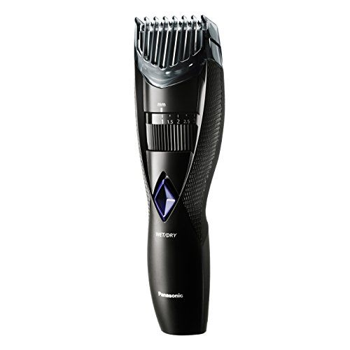 Panasonic Wet and Dry Cordless Electric Beard and Hair Trimmer for Men, Black, 6.6 Ounce. For product & price info go to:  https://beautyworld.today/products/panasonic-wet-and-dry-cordless-electric-beard-and-hair-trimmer-for-men-black-6-6-ounce/