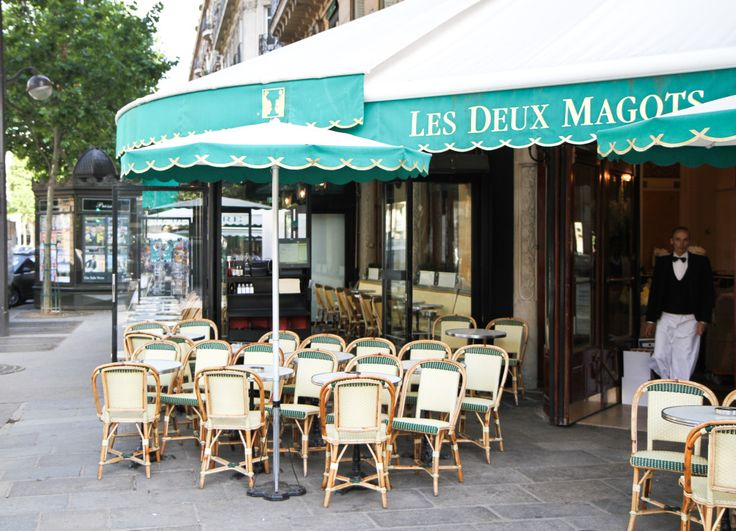 how to order in french cafe
