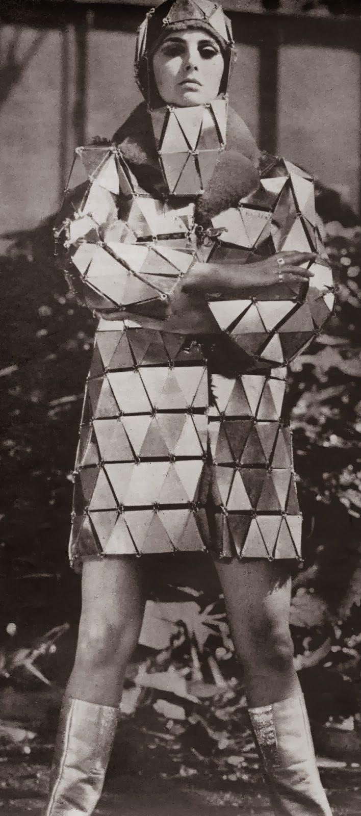 Paco Rabanne - Life Magazine - 1967