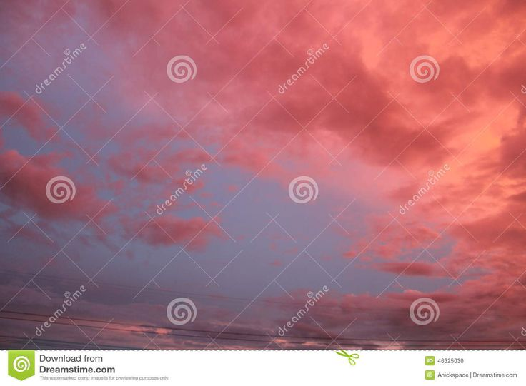 Blue Sky+orange Cloud =when The Sun Meet The Night - Download From Over 28 Million High Quality Stock Photos, Images, Vectors. Sign up for FREE today. Image: 46325030
