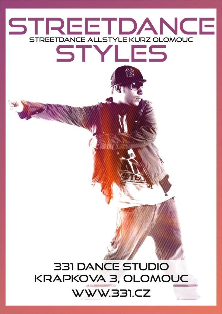 Streetdance Styles