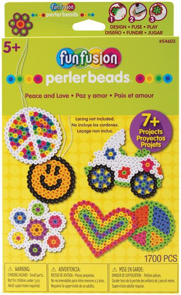hangable gift box-peace and love