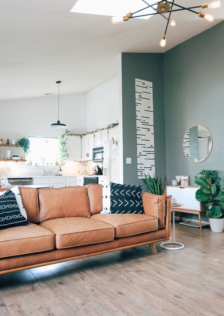Two Color Combination For Living Room Ideas: From Drab To ...