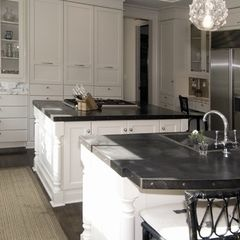 42 best state of the art kitchen designs appliances and for Zinc countertop cost