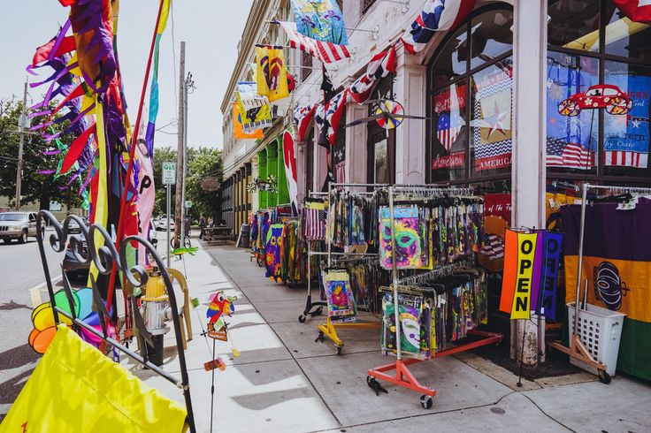 Magazine St. is a six-mile New Orleans journey filled with nearly every type of shop and restaurant and bar imaginable.
