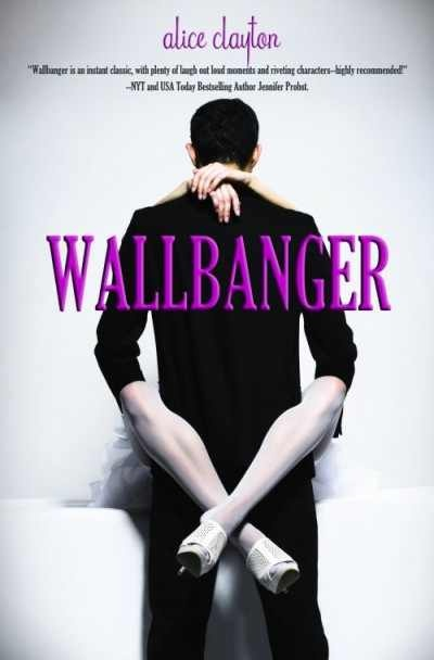 Wallbanger by Alice Clayton. Hilarious & sexy- this is a good book! It would be the best raunchy rom-com if it were made into a movie!