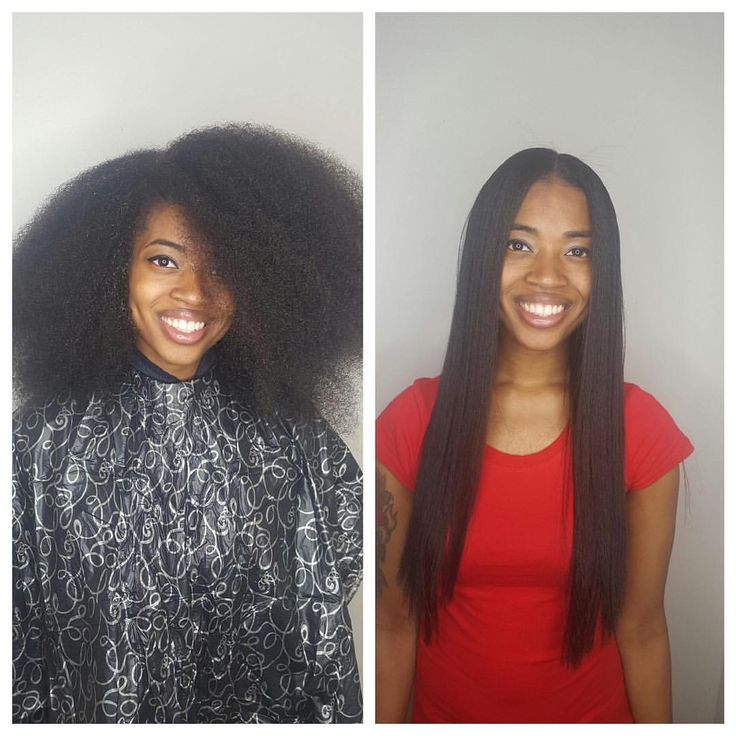 See this Instagram photo by @lee.lee14 • natural hair shrinkage. Natural hair straightened.