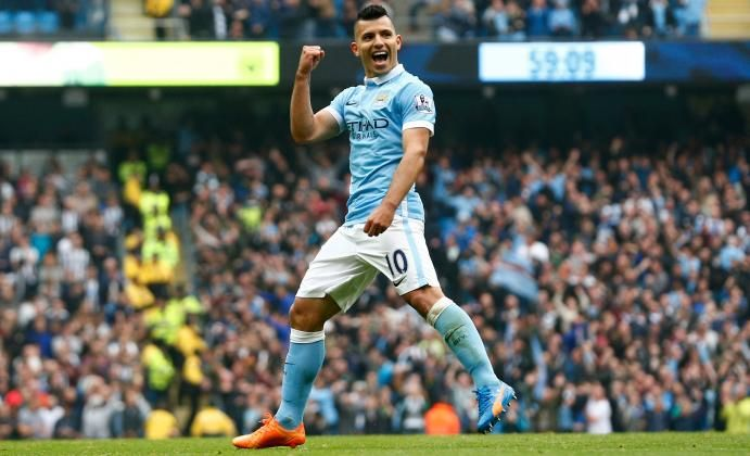 #rumors  Chelsea 'want £60million Manchester City striker Sergio Aguero' as hunt for new striker continues