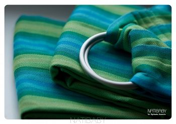 BORNEO RING - NATIBABY - Baby Wraps, Slings, Bedding, Nursing Tops