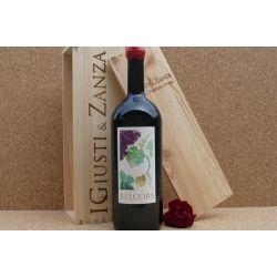"""BELCORE 2010 MAGNUM- IGT Toscana Rosso """"Azienda Agricola I GIUSTI  ZANZA VIGNETI"""""""