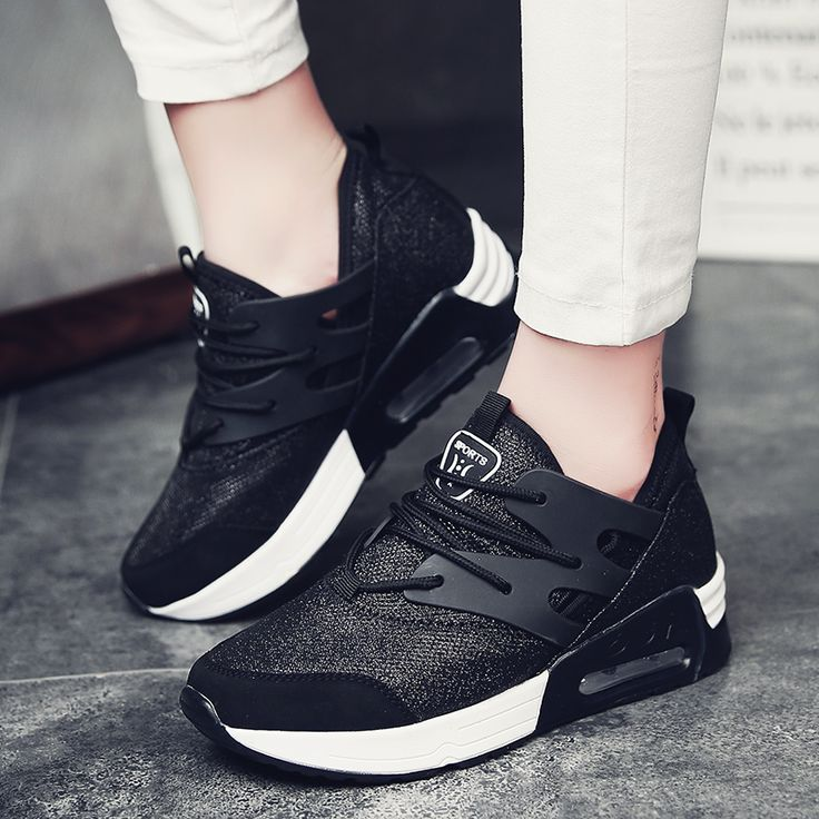 Running shoes women sneakers Lightweight Female Outdoor Athletic air leather Lovers walking sport tennis Trainers shoes women