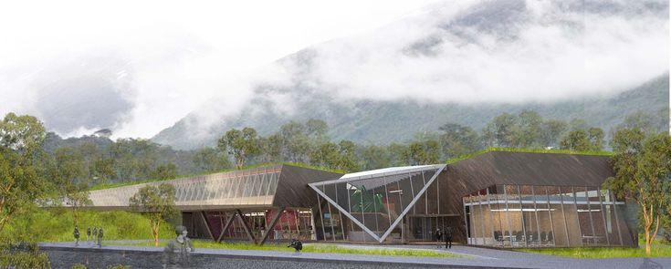 Guarello Arquitectos, segundo lugar en concurso del nuevo Centro Subantártico Cabo de Hornos