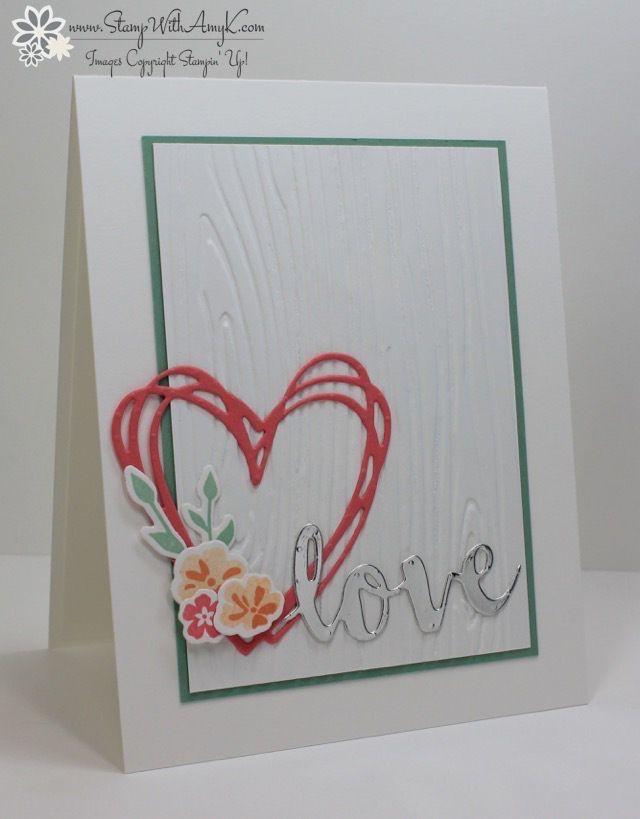 wedding anniversary greeting cardhusband%0A Stampin u     Up  Jar of Love With Sunshine Wishes