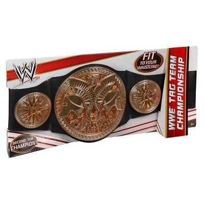 Wwe Tag Team Championship Belt, Boy's
