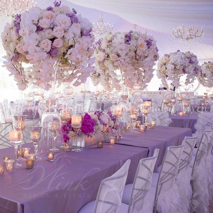 Violet Wedding Theme Lavender Wedding Inspiration Lavender
