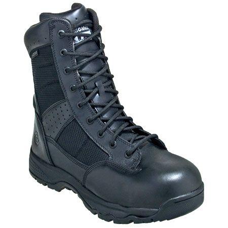Original SWAT Men's 129101 Composite Toe  Side Zip Boots
