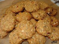 Zdravě a hravě: Ovesné Cookies