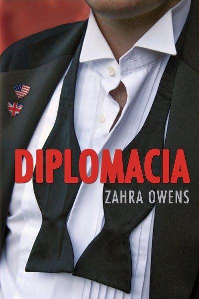 A la mierda los prejuicios, amo la homoerótica: Reseña - Diplomacia por Zahra Owens