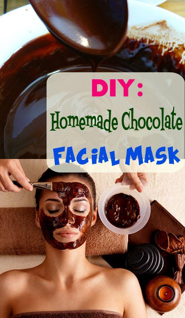 DIY: Homemade Chocolate Facial Mask