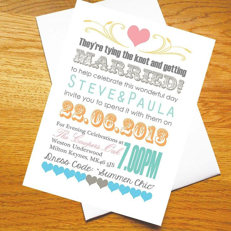 love letter wedding invitations by vintage love stationery | notonthehighstreet.com