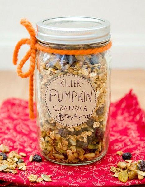 Granola sans gluten pour 2 personnes - Recettes Elle à Table - Elle à Table