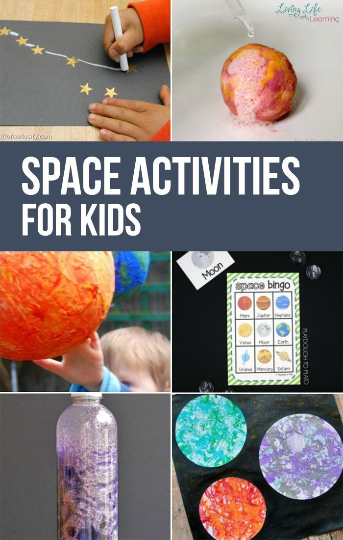 Learning about outer space is a lot of fun. I will be sharing a fantastic list of space activities for kids. They will love it! A perfect hands-on way to learn about outer space and its planets. My son's favorite science topic.