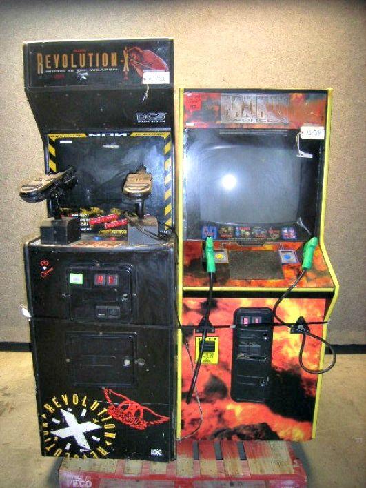 used nascar arcade game