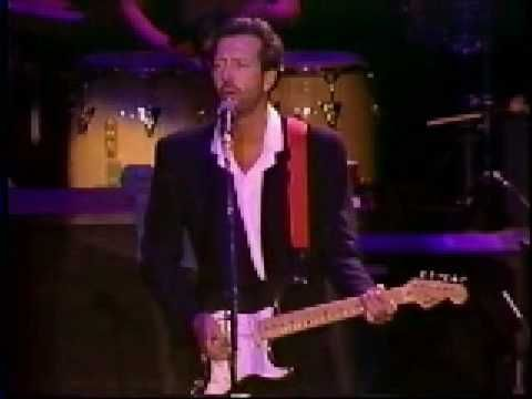 ▶ Eric Clapton - Lay down Sally [Live at San Francisco 1988] - YouTube ( little bit of feed back on this recording but it's still awesome to see him live) A
