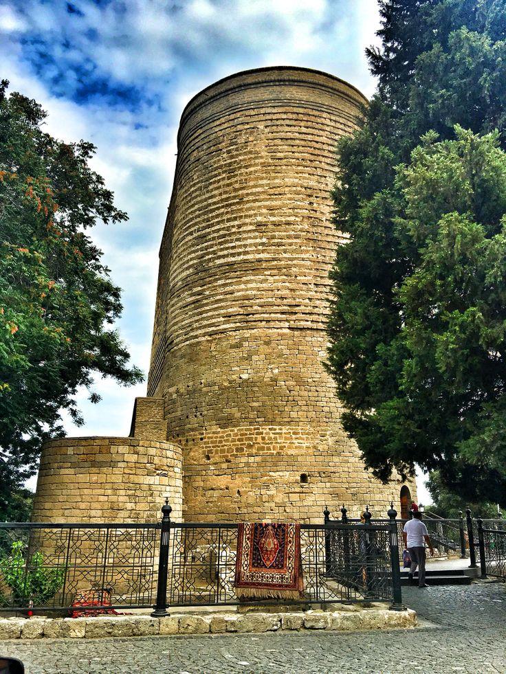 Maiden Tower Baku Azerbaijan