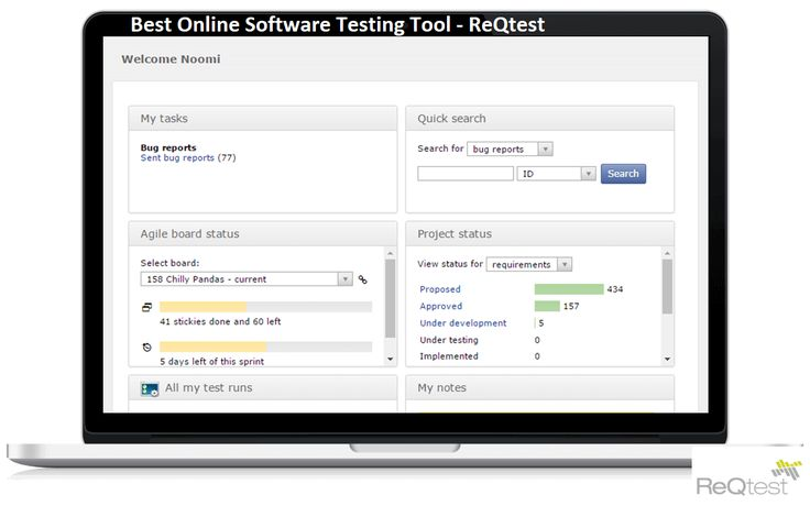 ReQtest - an amazing tool for software testers as well as for developers to easily track bugs and create visual bug reports. And it also very helpful in requirement management. Try it and you will love it.