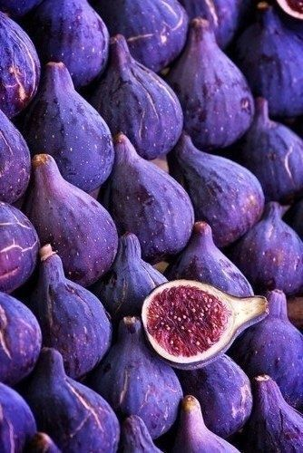 Passion is sensual. Figs, study shows violet or amatyst colors are for protection and viruses