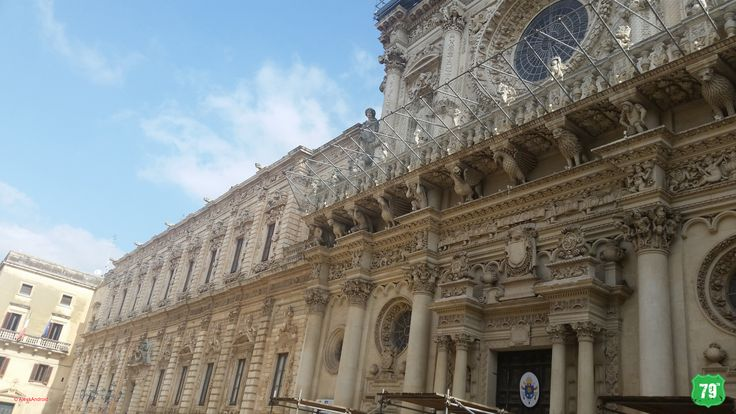 Basilica di Santa Croce #Lecce #Salento #Italia #Puglia #Italy #Travel #Viaggiare #79thAvenue