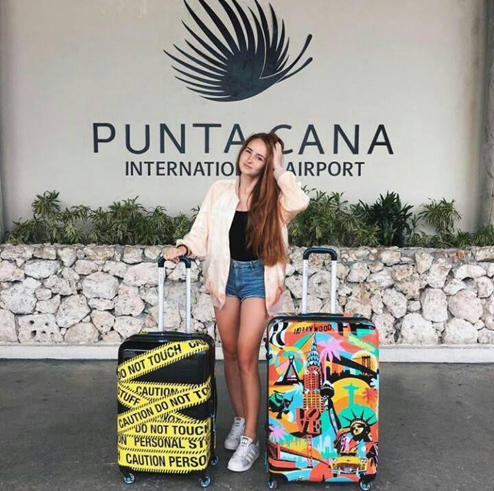 Littlemooonster96 zabrała walizki BG Berlin na wakacje na Dominikanę :)