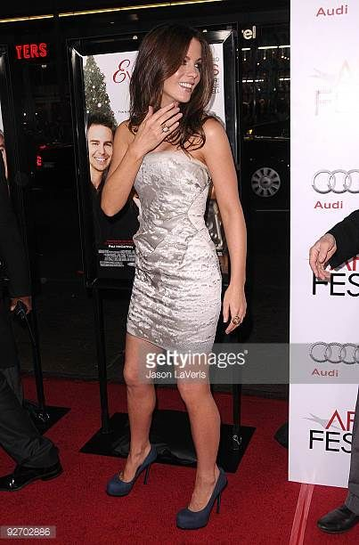 Actress Kate Beckinsale attends the 2009 AFI Fest screening of 'Everybody's Fine' at Grauman's Chinese Theatre on November 3 2009 in Hollywood...