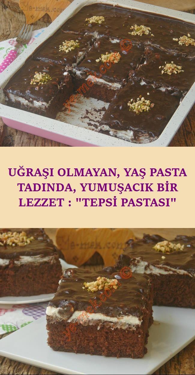 Ein praktisches Rezept, das Sie ganz einfach auf einem Tablett mit einem Hauch von frischem Gebäck zubereiten können …   – Tatlı Tarifleri