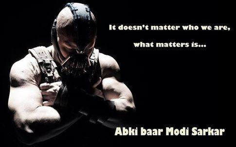 """""""Ab ki baar Modi sarkar"""""""