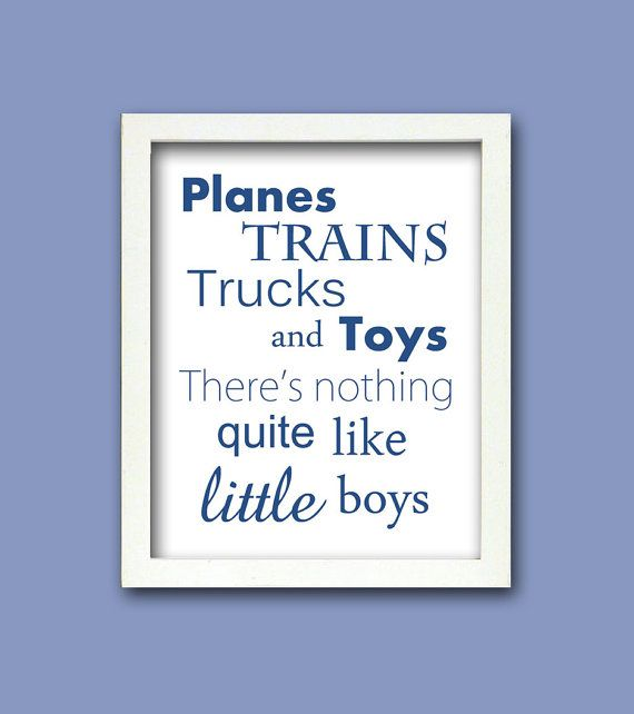 Nursery Art, Madras Nursery, Navy Nursery, Transportation Wall Art, 8X10, navy