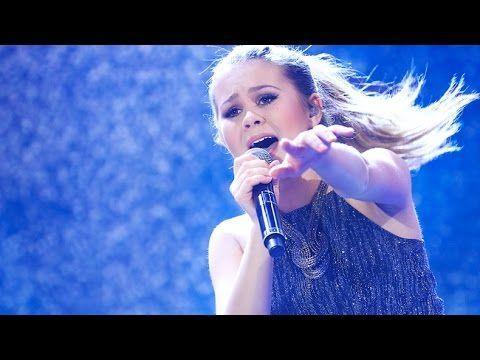 Lisa Ajax - Halo - Idol Sverige (TV4) - YouTube