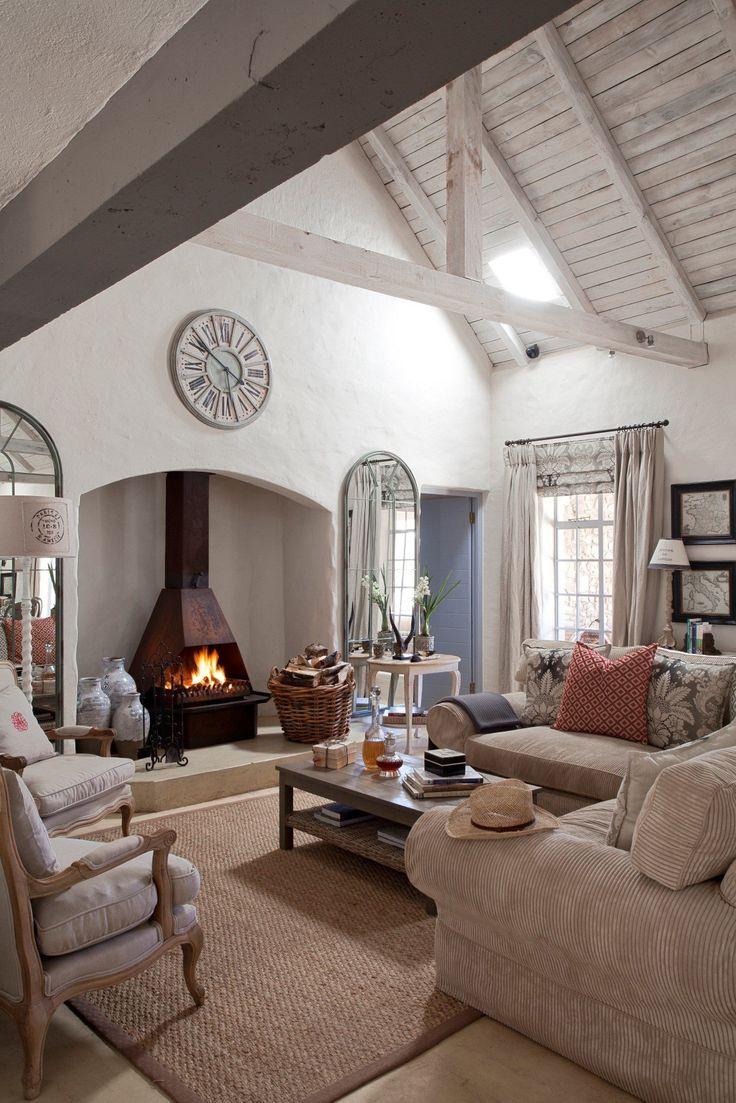 Dullstroom house living room