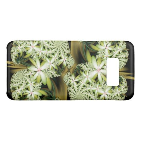 Full Bloom Fractal Case-Mate Samsung Galaxy S8 Case #fractal #pattern #samsung #galaxy #protective #cases
