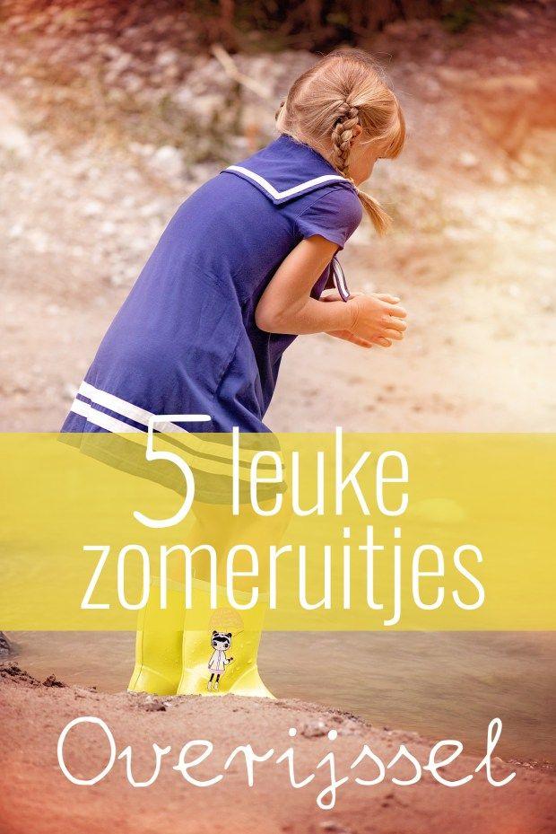 De zomervakantie staat voor de deur. Daarom heb ik 5 leuke uitjes in Overijssel op een rij gezet. Heerlijke buitenactiviteiten!