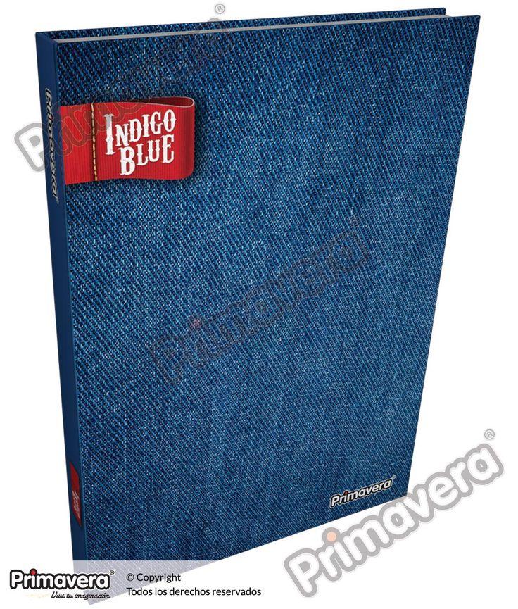 Cuaderno Cosido 5 y 7 Materias Indigo Blue http://escolar.papelesprimavera.com/product/cuaderno-cosido-5-y-7-materias-indigo-blue-primavera-5/