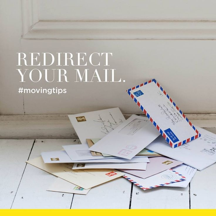 A month before you move, start making a note of all the places you get mail from. #movingtips #RayWhite #RayWhiteNZ