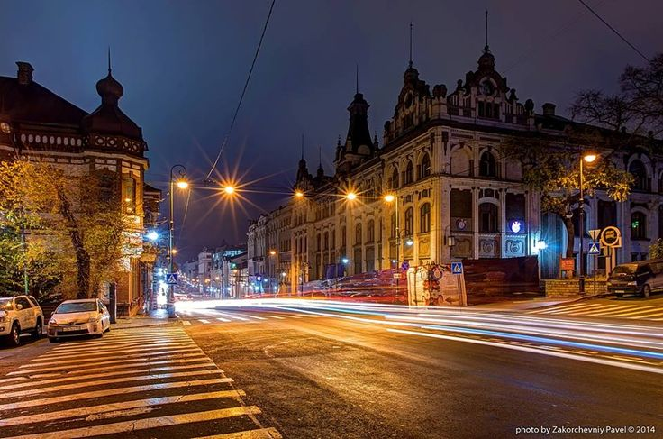 Svetlanskaya st., Vladivostok