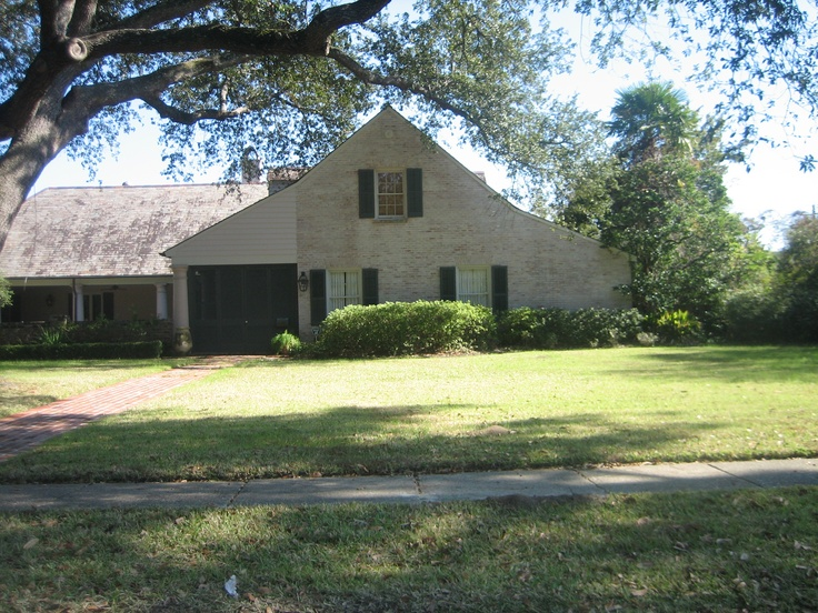 A Hays Town Architect Baton Rouge La Dream Home