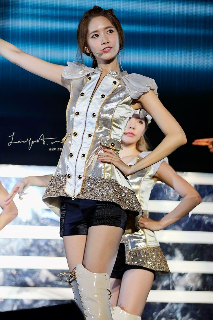 Yoona Belly Button