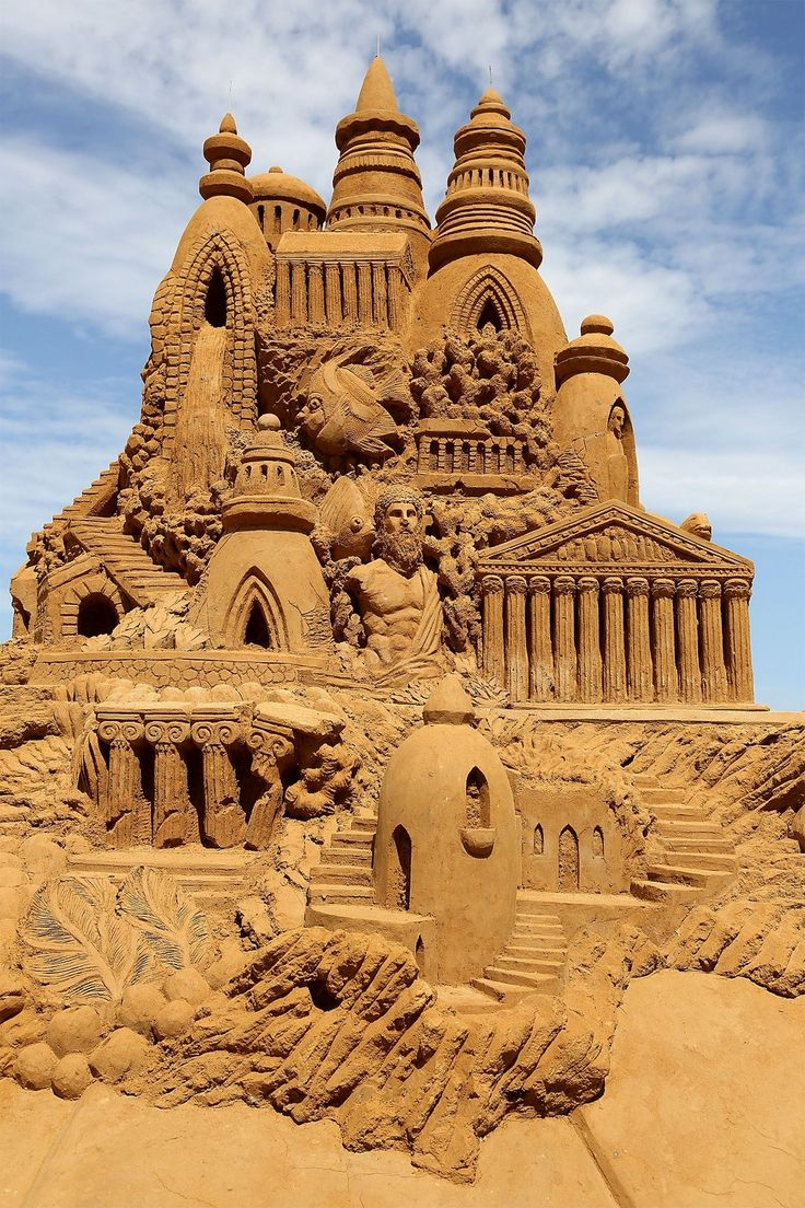 """---------------------------------da""""Sculture di sabbia""""diⓛⓤⓐⓝⓐ"""