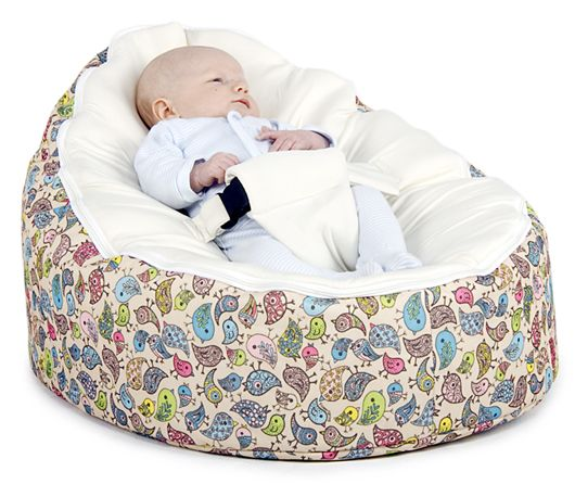 Люлька для новорожденных, кресло мешок бин бэг для младенцев